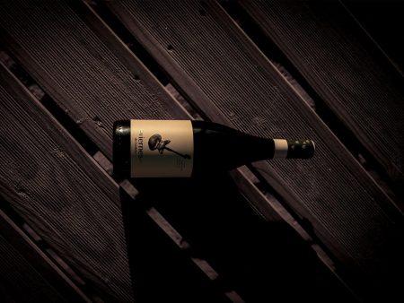 Botella de vino mencía Viernes
