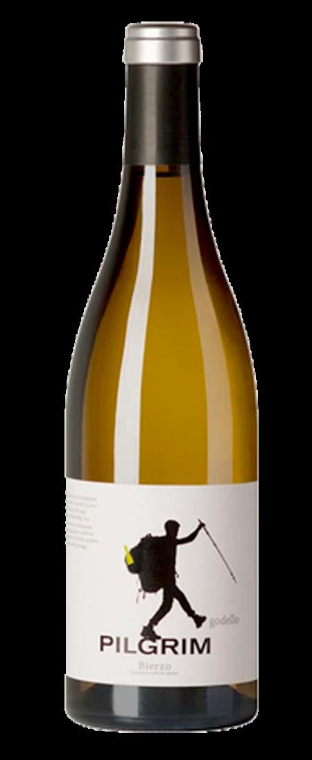 Botella de vino blanco Pilgrim Godello