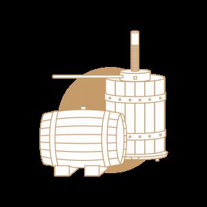 icono elaboración de vinos godello y mencía del bierzo en Bodegas Godelia