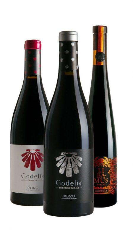 Pack Cata Mencía Godelia