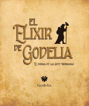 Portada Juego el elixir de Godelia